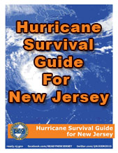 Hurricane Survival Guide for New Jersey